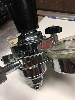 Matheson 3102A Dual Stage Gas Regulator Used