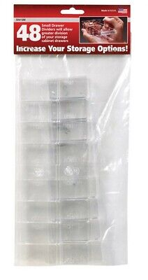 Drawer Divider Small, Single, PartNo DLSB1003, by Stack-On Products Co