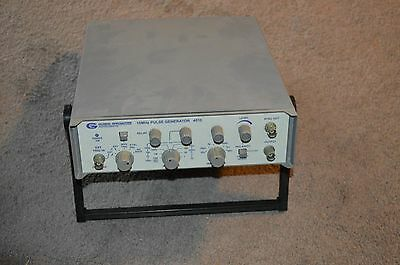 Global Specialties Pulse Signal Generator  4010