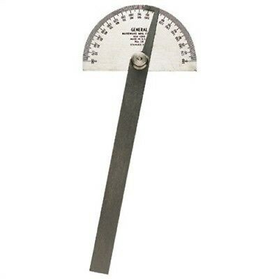 18 Protractor Rnd Hd, Single, PartNo 20, by General Tools Mfg