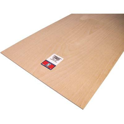 1/8x12x24 Craft Plywood, Single, PartNo 5314, by Midwest Products Co Inc
