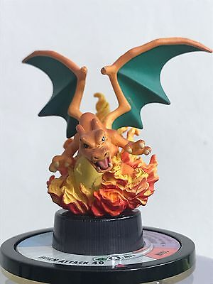 Charizard Nintendo Pokemon Trading Figure Game Next Quest TFG Collection Monster