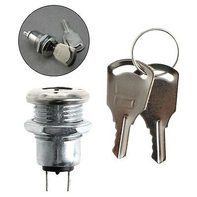 Key Switch ON/OFF Lock KS-02 KS02 Electronic With Keys