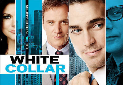 White Collar Complete Series Collection ~ Seasons 1-6  ~ NEW DVD SET