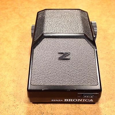 TESTED/NICE Bronica ETRSi/ETRS AE-II Metered Prism Finder E/Cap/Eyecup