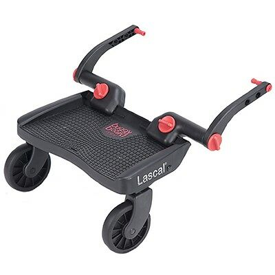 Lascal Mini Buggyboard, Universal Ride On Step for Stroller, Buggy, Pushchair