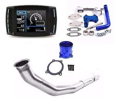 H&S Mini Maxx DPF EGR Delete Kit 2007.5-2012 Dodge Ram 6.7L Cummins Diesel 6.7
