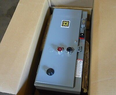 SQUARE D 8538SBG13V81CFF4P51T  COMBINATION STARTER; NEMA SIZE 0 fused