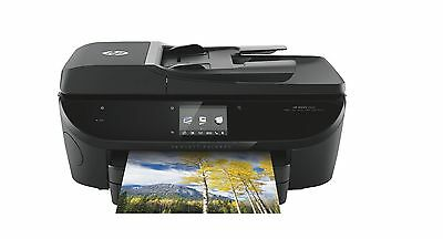 HP ENVY 7640 e-All-in-One Multifunktionsdrucker Kopieren Fax Scannen