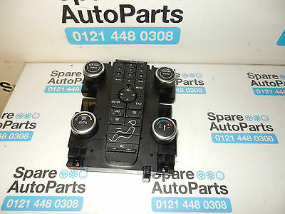 Volvo S40 / V50 2008 Mk2 Ccm, Heater Panel Climate Control Multifunction Control
