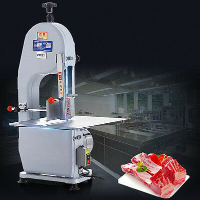 Automatic Bone Sawing Machine,Frozen Meat Bone Cutter Food Cutting Machine 220V