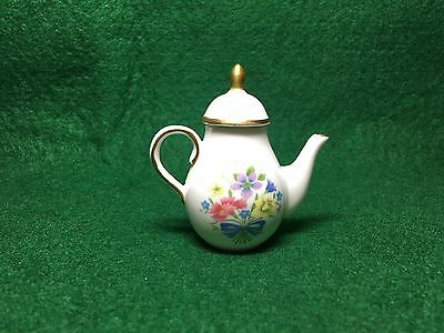 Vintage? Miniature Spode Made In England Teapot