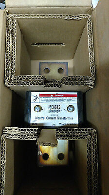 NEW!!! Neutral Current Transformer 800A Square D ME8CT2