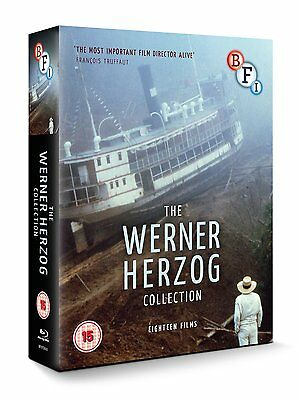 Werner Herzog Collection [Blu-Ray Box Set] (8 Discs)