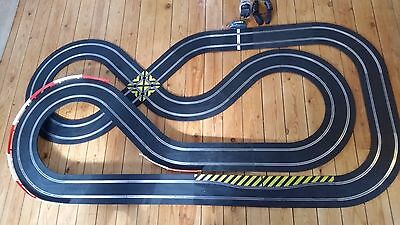 Scalextric Sport 1:32 Track Set - Double Figure-Of-Eight Layout