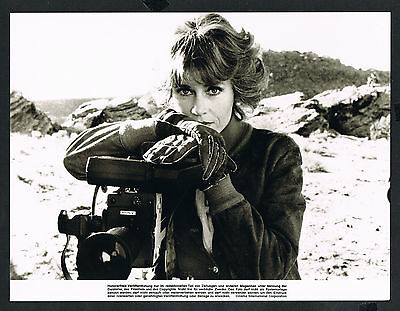 PRESS PHOTO, Jane Fonda, actress, writer, Schauspielerin, Pressefoto /120b