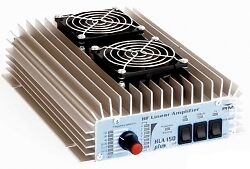 B-Grade RM HLA 150V Plus 1.8-30MHz 150W HF Amplifier With Fans