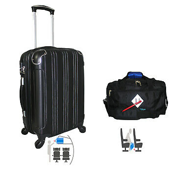 BoardingBlue 18 Luggage Personal Item Under Seat AA, Spirit, Frontier Airlines