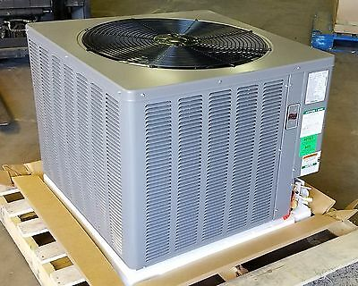 Ruud 3.5 Ton 13 Seer Commercial Ac Condenser, R22, 208/230V 3 Ph - New 229