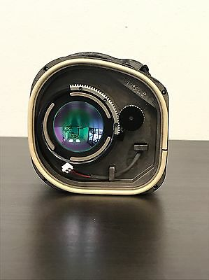 75mm thermal imaging lens infrared Palm IR Germanium optics motorized focus