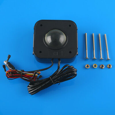 4.5CM Ball PS/2 PCB Connector Arcade Trackball Mouse For JAMMA MAME Arcade