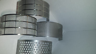 NEW Screen for Fitzmill Part Number 1532-0020 - fits D6, DS6 and DASO6 Machines