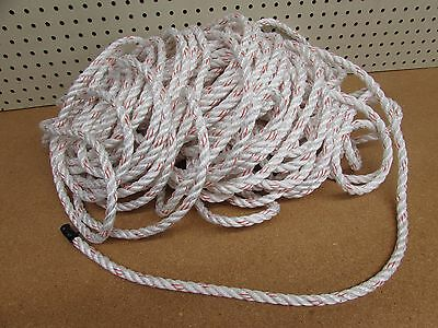 "New England 1/2"" X 200Ft 3 Strand Multiline 2 Work Rope For Arborist 7300-16"