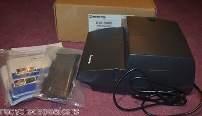 Inter Tel 3000 Phone System Cabinet 618.5000 New In Open Box Nos Free Ship