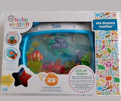 Baby Einstein Sea Dreams Soother Crib Toy (Open Box), Free Shipping
