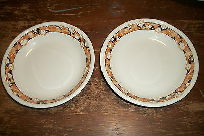 Old Ivory Syracuse china hotel railroad restaurant ware soup cereal bowl lot set