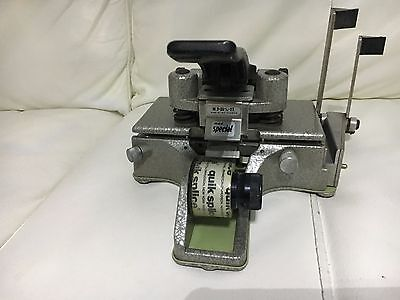 Professional CIR Catozzo M3 35mm special Splicer/35mm Motion Film Splicer