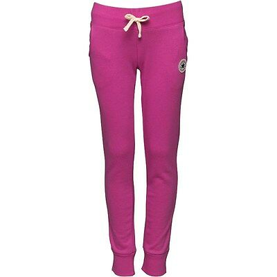 Converse Jogging Pants - Paper Pink Size 13-15 Years
