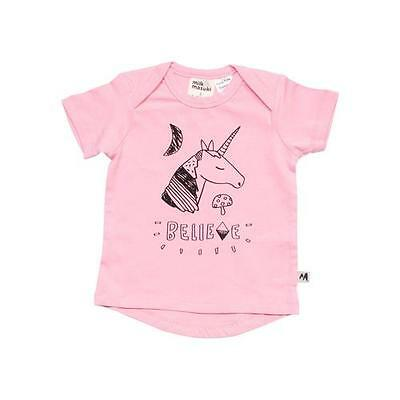 milk and masuki UNICORNS tee
