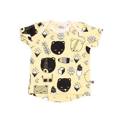 milk and masuki bears tee