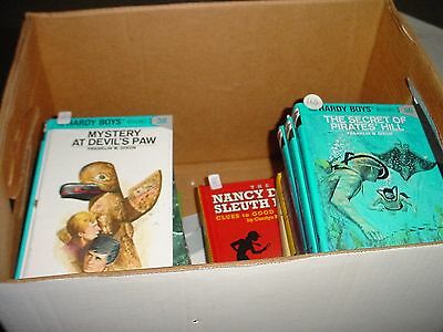 Special Order for J Simmons, Hardy Boys and Nancy Drew