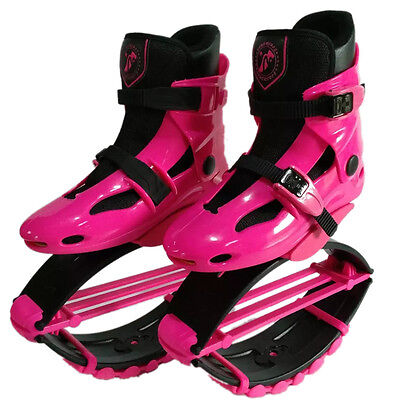 NEW Adults Men Women's Kangoo Jumps Pink Jumping Bounce Fitness Shoes Sneakers