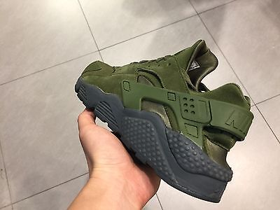 9a4c4ee4fac9 NIKE Huarache Mens Lime Green White Black Brown Red Blue Yellow Max KD 90  95 1