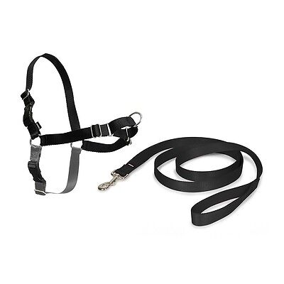 PetSafe Easy Walk Harness - Sml/Med, Black/Grey Posted today if paid before 1pm