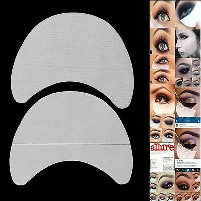20/50XEye Shadow Shields Patches Eyelash Pad Under Eye Stickers Makeup Supplies