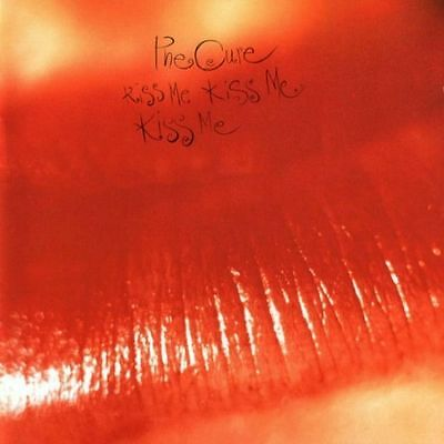 2Lp The Cure Kiss Me, Kiss Me , Kiss Me 180 G Vinyl Record Store Day Rsd Gothic