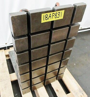 """18"""" x 31"""" x 24"""" Giant Slotted Angle Plate Work Holding Fixture"""