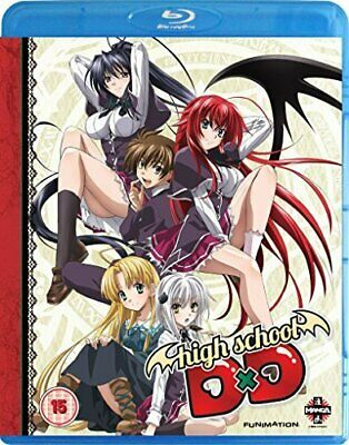 High School Dxd Complete Series Collection (Blu-ray)