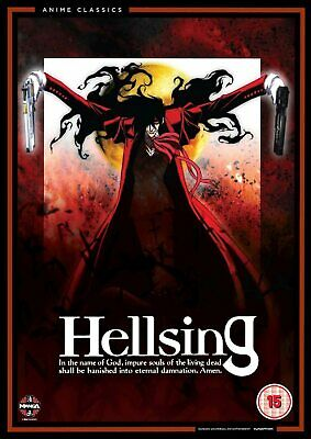 Hellsing - The Complete Original Series Collection (DVD)