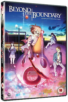 Beyond The Boundary - Complete Season Collection (DVD-NTSC)