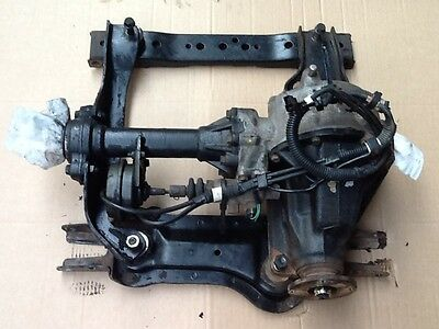Ford Ranger 2.5 TD Front Axle Diff Assembly  1998-2005