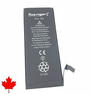 NEW iPhone 6 Replacement Battery APN 616-0805 1810mAh