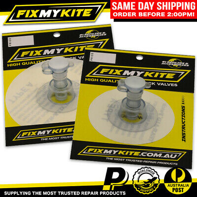 9MM FixMyKite Self-Stick Kitesurf Repair Valve