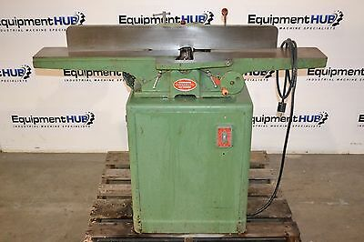 "Powermatic 50 6"" Straight Knife Jointer, 115V/1PH, Vintage"