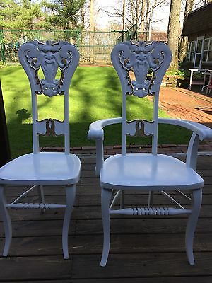 Two Antique northwind chairs