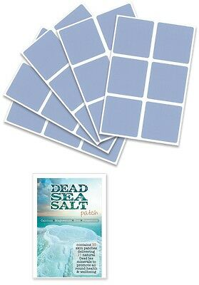 Transdermal Dead Sea Salt Patch 30 Detox Patches